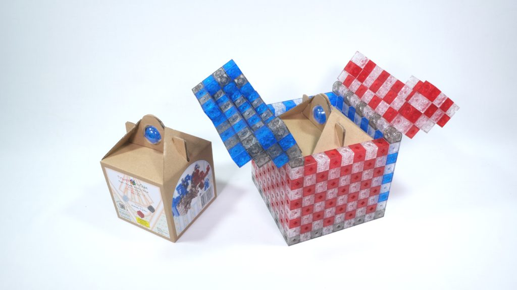 216 pcs packaging and DIY packaging opened